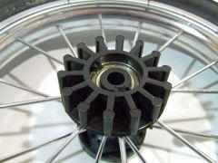 Bremskranz Metallspeichenrad VE 2 Stück