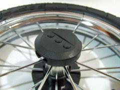 Radnabe Achsbefestigung für Metallspeichenrad