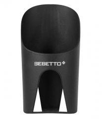 Bebetto Flaschen und Becherhalter in schwarz