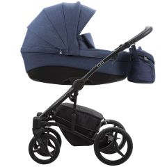 Kinderwagen Bebetto Tito 02 black