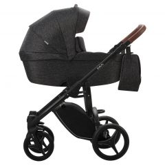Kinderwagen Bebetto Luca 01 black