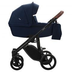 Kinderwagen Bebetto Luca 02 black