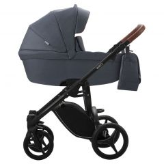 Kinderwagen Bebetto Luca 06 black