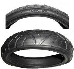 1 Stück Reifen Mantel 9 Zoll DIN 225 x 48