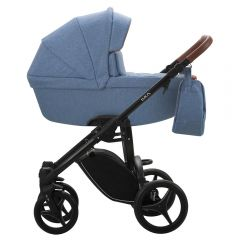 Kinderwagen Bebetto Luca 13 black