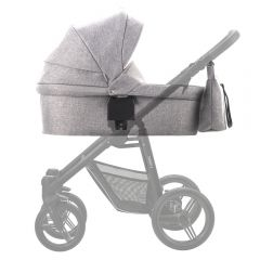 Kinderwagenwanne, Gondel 195 passend für Bebetto Nico, Pascal, Solaris, Vulcano, Holland und Luca