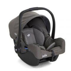 Joie Gemm Foggy Gray 0-13 kg - mit Adapter für Bebetto Kinderwagen bestellbar